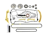 SB-93184480 Genuine Saab Engine Balance Shaft Chain / Timing Chain Kit