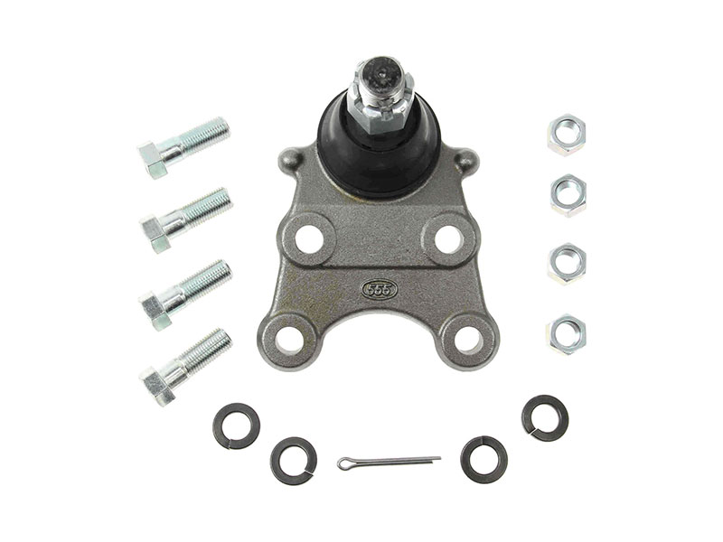 SB5302 555 Ball Joint; Front Lower