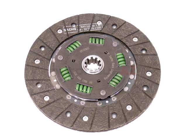 881861999855 Sachs Performance Clutch Friction Disc; Sport