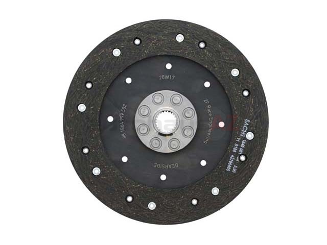 881864999502 Sachs Performance Clutch Friction Disc