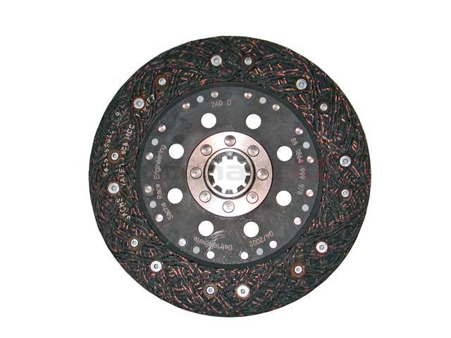 881864999978 Sachs Performance Clutch Friction Disc