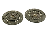 SD80030 Sachs Clutch Friction Disc; 210mm Diameter
