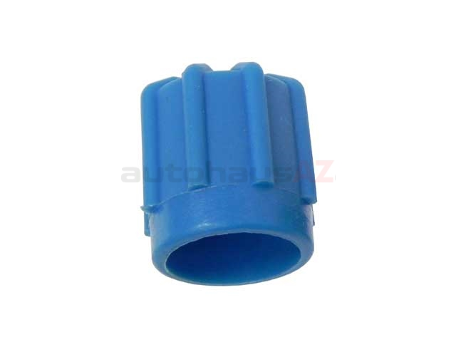 94457366302 Santech A/C Service Valve Cap; Low Side, Suction