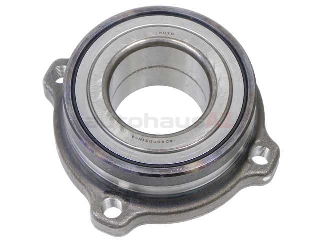 33416795961 SKF Wheel Bearing; Rear; 51x88x46mm