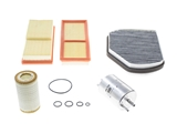 SLK320FLTRKIT AAZ Preferred Air Filter; Air, Cabin, Fuel and Oil Filters; KIT