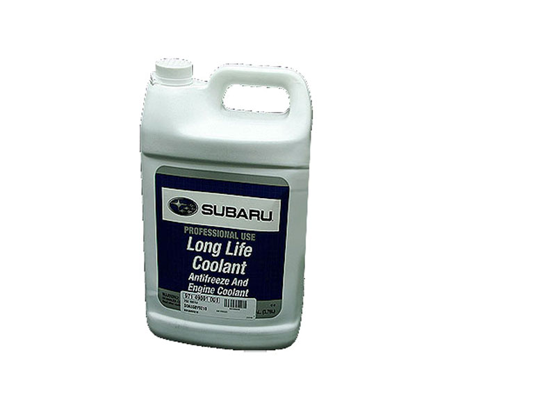 SOA868V9210 Genuine Subaru Antifreeze/Coolant; 1 Gal.