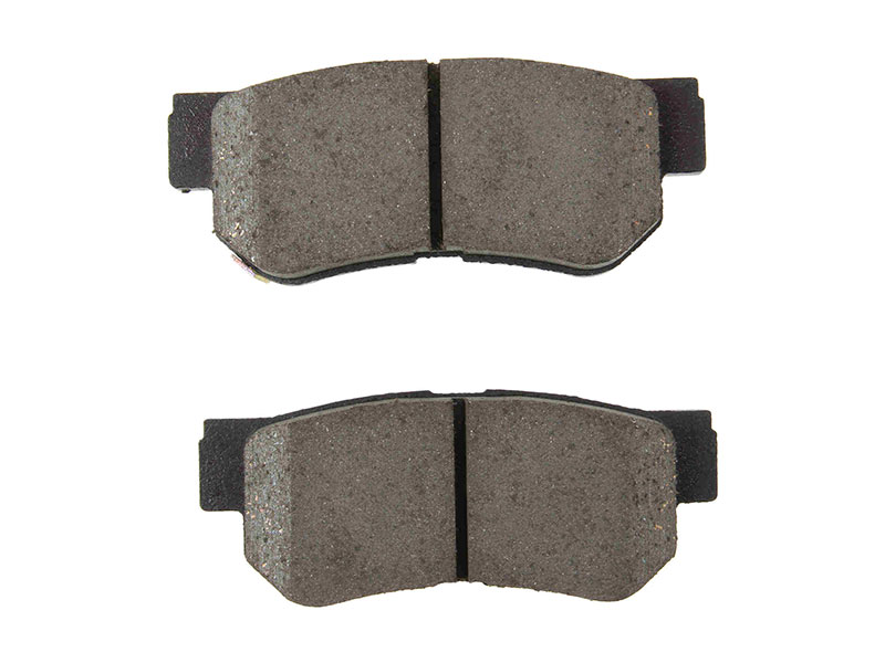 SP1117 Sangsin Brake Brake Pad Set; Rear
