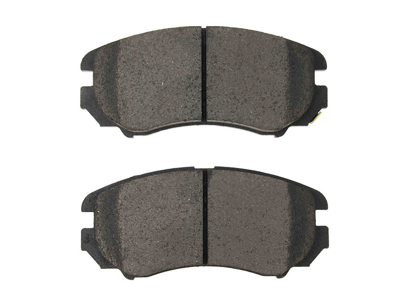 SP1155H Hi-Q Brake Pad Set; Front