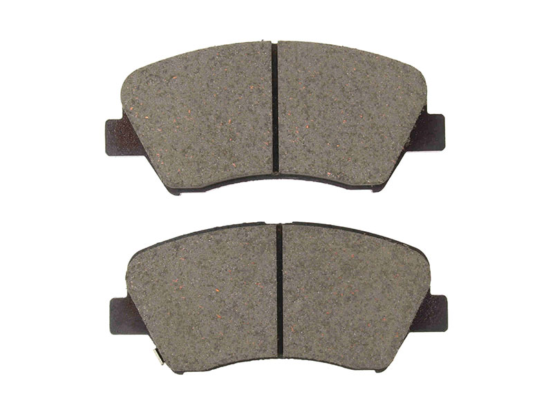 SP1400 Sangsin Brake Brake Pad Set; Front