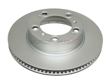 SP24165 ATE Coated Disc Brake Rotor; Front