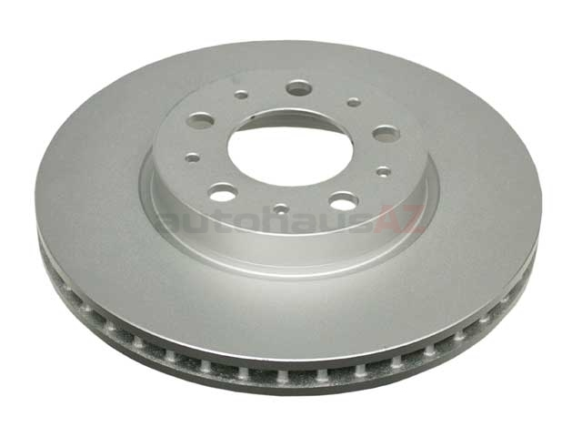 SP26102 ATE Coated Disc Brake Rotor; Front