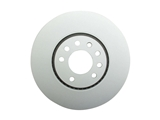 SP28137 ATE Coated Disc Brake Rotor; Front