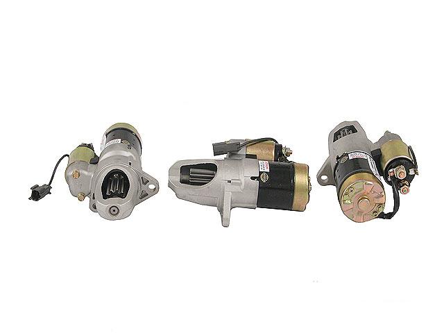 Sr2268x Bosch Oe Reman Starter