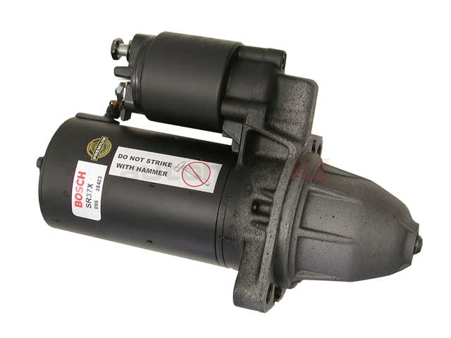 SR37X Bosch Remanufactured Starter; Original Unit; Conventional Type
