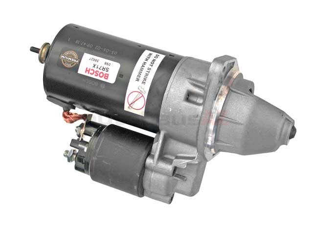 SR71X Bosch Remanufactured Starter