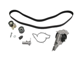 TB297LK3 Continental ContiTech Timing Belt Kit with Water Pump