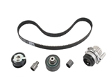 TB321LK1M Continental ContiTech Timing Belt Kit with Water Pump
