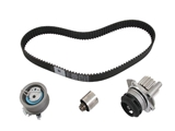 TB333LK1 ContiTech Engine Timing Belt Kit with Water Pump
