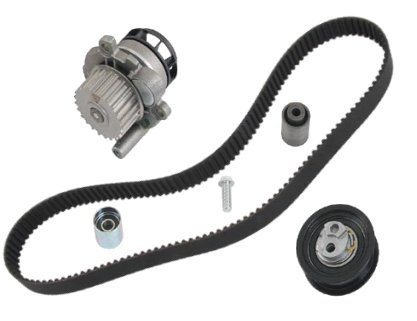 TB334LK1 CRP-Contitech Timing Belt Kit with Water Pump