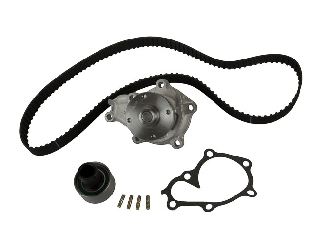 TCKWP104 Gates Timing Belt Kit with Water Pump