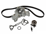 TCKWP139BH Gates Engine Timing Belt Kit with Water Pump