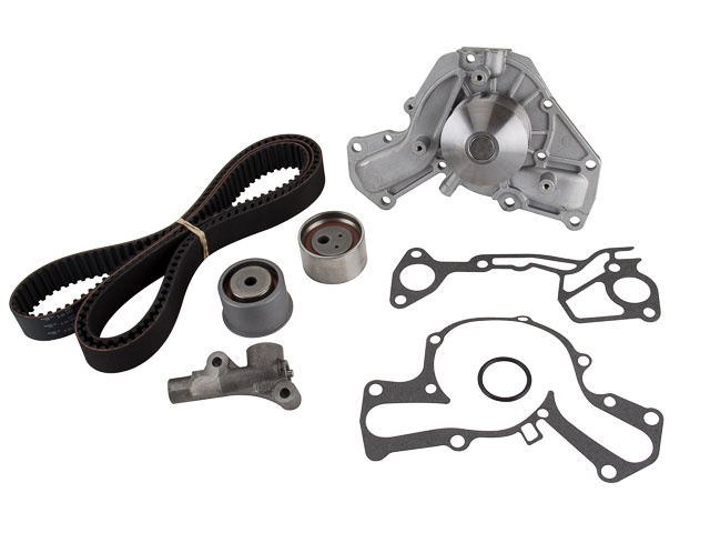 TCKWP195A Gates Timing Belt Kit with Water Pump