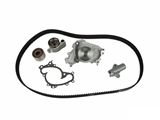 TCKWP257A Gates Engine Timing Belt Kit with Water Pump