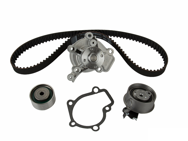 TCKWP284A Gates Timing Belt Kit with Water Pump