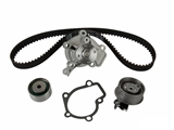 TCKWP284A Gates Engine Timing Belt Kit with Water Pump