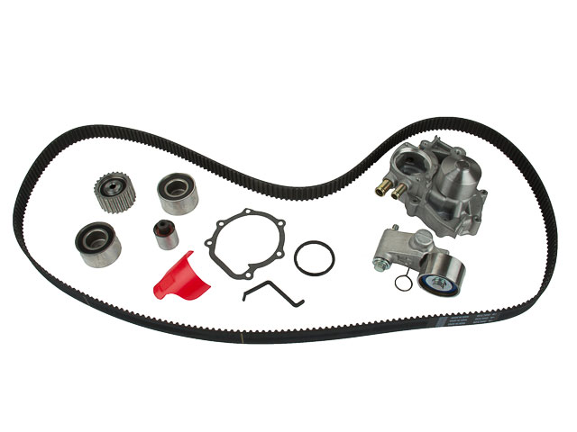 gates tckwp328 timing belt kit with water pump