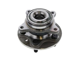 LR076692 Timken Wheel Bearing and Hub Assembly; Front