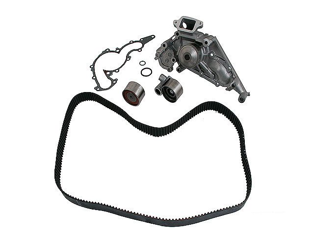 TKT001 Aisin Timing Belt Kit with Water Pump