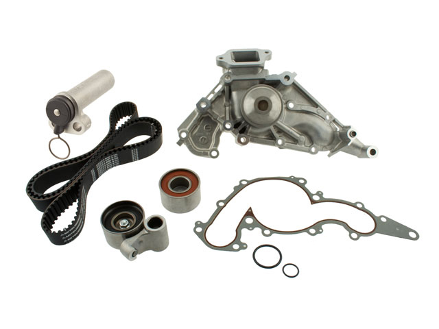 TKT021 Aisin Timing Belt Kit with Water Pump
