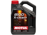 106377 Motul 8100 X-clean+ Engine Oil; 5W-30 Synthetic; 5 Liter