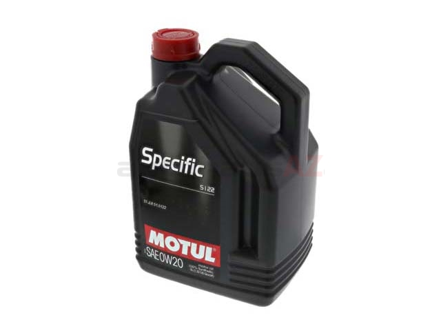 107339 Motul Specific 5122 Engine Oil