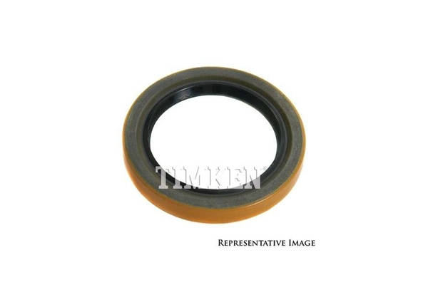Engine Crankshaft Seal-GAS Front Timken 100470