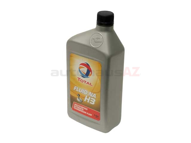 1161521 Total Lubricants ATF, Automatic Transmission Fluid; Dexron III H; 1 Quart
