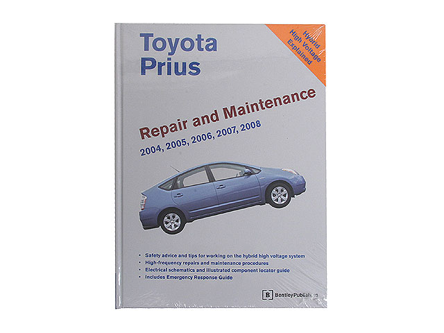 bentley to800tp08 repair manual rh autohausaz com toyota prius 2007 manual in english toyota prius 2007 manual in english