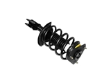 TS-171670 Monroe Suspension Strut and Coil Spring Assembly; Monroe Quick-Strut Complete Strut Assembly