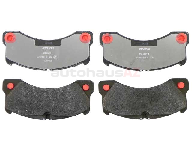 971698151E Textar Brake Pad Set