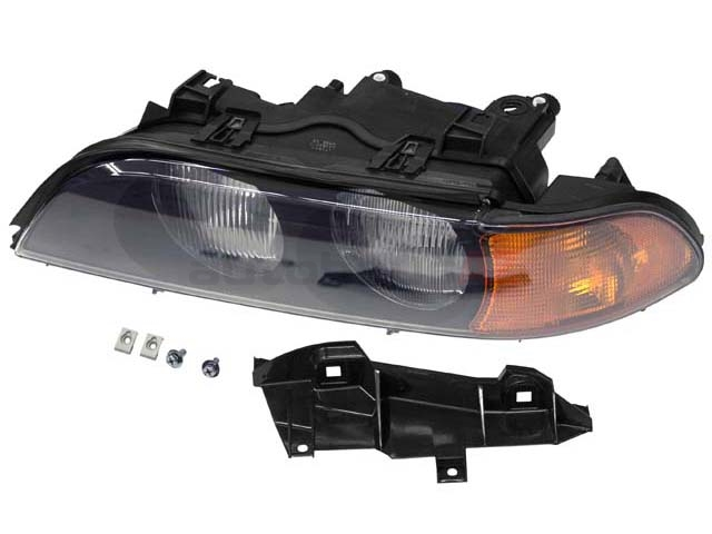 63128385091 TYC Headlight Assembly
