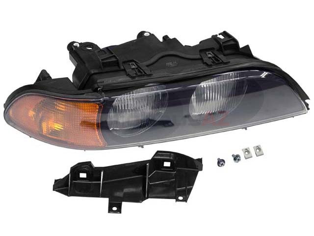 63128385092 TYC Headlight Assembly