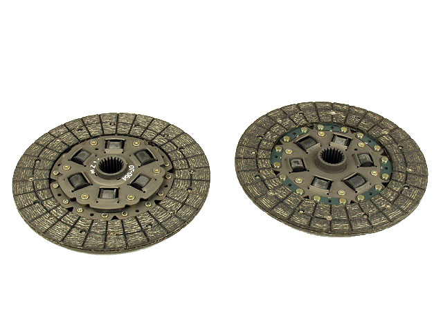 TYD018A Aisin Clutch Friction Disc