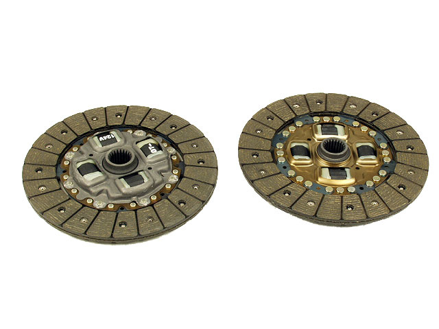 TYD035A Aisin Clutch Friction Disc