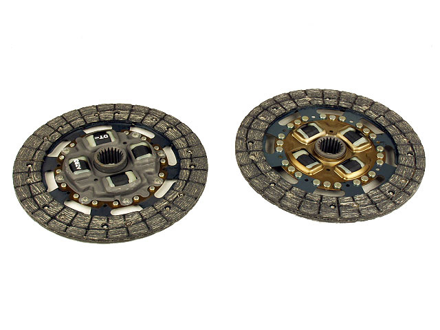 TYD067A Aisin Clutch Friction Disc