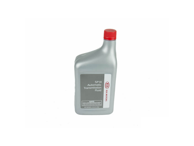 UM010CH002 Genuine Kia ATF, Automatic Transmission Fluid; SPIII