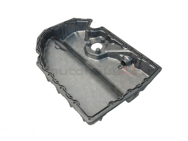 06K103600R URO Parts Premium Oil Pan; Heavy Duty Aluminum