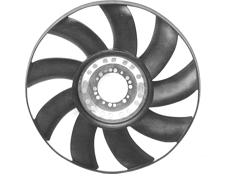 UR-17417504732 URO Parts Cooling Fan Blade