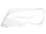 UR-63126923411 URO Parts Headlight Lens; Left