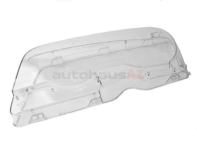 63126929565 URO Parts Headlight Lens